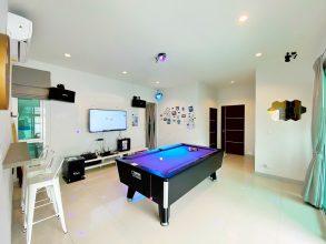 ภาพบรรยากาศบ้านพัก Marine 6 Pool Villa ชะอำ-5