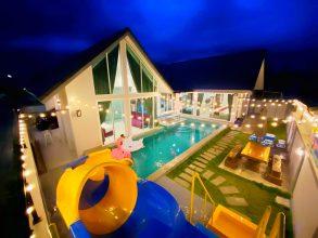 ภาพบรรยากาศบ้านพัก Marine 6 Pool Villa ชะอำ-6