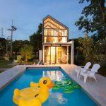 บรรยากาศบ้านพัก Noble Pool Villa เขาใหญ่-3