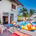 ภาพบรรยากาศบ้านพัก Enjoy The Sea Pool Villa หัวหิน-2