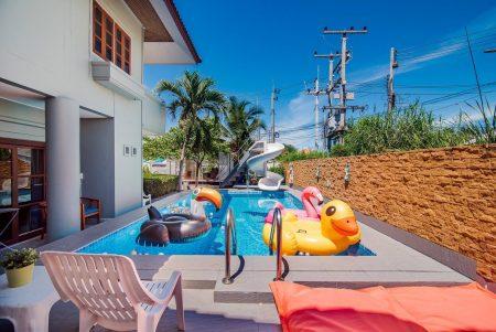 บ้านพักหัวหิน - Enjoy The Sea Pool Villa