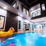 ภาพบรรยากาศบ้านพัก Cosmos Pool Villa หัวหิน-2