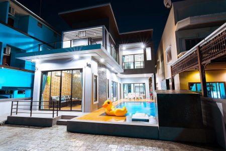 บ้านพักหัวหิน - Cosmos Pool Villa