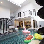 ภาพบรรยากาศบ้านพัก Garden L – 36 Pool Villa หัวหิน-3
