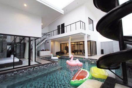 บ้านพักหัวหิน - Garden L – 36 Pool Villa