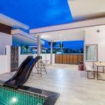 บรรยากาศบ้านพัก Garden Loft 25 Pool Villa หัวหิน-2