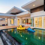 ภาพบรรยากาศบ้านพัก Green Mountain Pool Villa หัวหิน-2