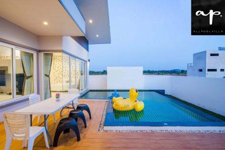 บ้านพักหัวหิน - Green Mountain Pool Villa