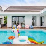 ภาพบรรยากาศบ้านพัก White Rose Pool Villa หัวหิน-2
