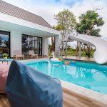 ภาพบรรยากาศบ้านพัก White Rose Pool Villa หัวหิน-4