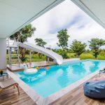 ภาพบรรยากาศบ้านพัก White Rose Pool Villa หัวหิน-3