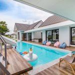 ภาพบรรยากาศบ้านพัก White Rose Pool Villa หัวหิน-6