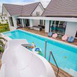 ภาพบรรยากาศบ้านพัก White Rose Pool Villa หัวหิน-5