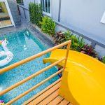 บรรยากาศบ้านพัก Disney Pool Villa หัวหิน-2
