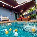 ภาพบรรยากาศบ้านพัก Attitude Pool Villa ชะอำ-5