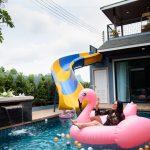 ภาพบรรยากาศบ้านพัก Attitude Pool Villa ชะอำ-4