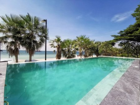 บ้านพักพัทยา - CoCo Beach Pool Villa