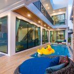 ภาพบรรยากาศบ้านพัก Decem Pool Villa ชะอำ-5