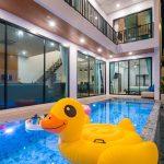 ภาพบรรยากาศบ้านพัก Decem Pool Villa ชะอำ-4