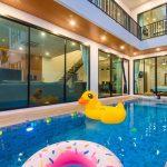 ภาพบรรยากาศบ้านพัก Decem Pool Villa ชะอำ-2