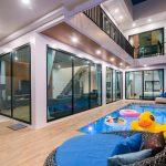 ภาพบรรยากาศบ้านพัก Decem Pool Villa ชะอำ-3