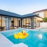 ภาพบรรยากาศบ้านพัก Vee Beach Pool Villa หัวหิน-4