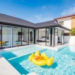 ภาพบรรยากาศบ้านพัก Vee Beach Pool Villa หัวหิน-5