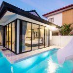 ภาพบรรยากาศบ้านพัก Vee Beach Pool Villa หัวหิน-2