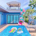 ภาพบรรยากาศบ้านพัก Caza Pool Villa ชะอำ-2
