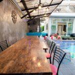 ภาพบรรยากาศบ้านพัก Vanin Pool Villa ( 18  Bedrooms ) พัทยา-3