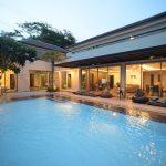 ภาพบรรยากาศบ้านพัก Vanin Pool Villa ( 9 Bedrooms ) พัทยา-3