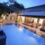 ภาพบรรยากาศบ้านพัก Vanin Pool Villa ( 9 Bedrooms ) พัทยา-2