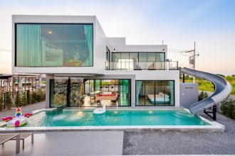 ภาพบรรยากาศบ้านพัก Wonder 2 Pool Villa หัวหิน-3