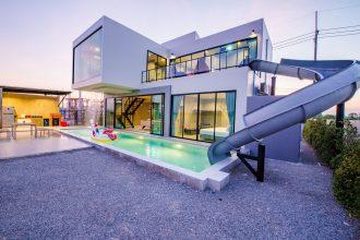 ภาพบรรยากาศบ้านพัก Wonder 2 Pool Villa หัวหิน-6