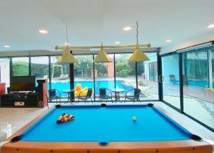 ภาพบรรยากาศบ้านพัก Vanin Pool Villa ( 15 Bedrooms ) พัทยา-6
