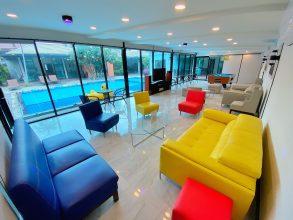 ภาพบรรยากาศบ้านพัก Vanin Pool Villa ( 15 Bedrooms ) พัทยา-5