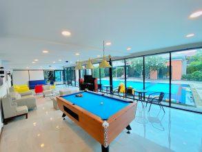 ภาพบรรยากาศบ้านพัก Vanin Pool Villa ( 15 Bedrooms ) พัทยา-4