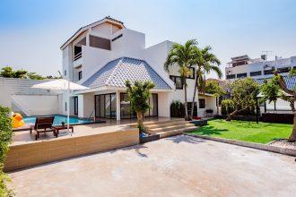 ภาพบรรยากาศบ้านพัก Demo Beach Pool Villa หัวหิน-3