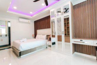 ภาพบรรยากาศบ้านพัก Exclusive Type H  Pool Villa พัทยา-5
