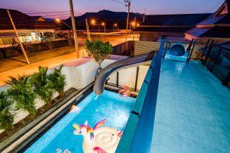 ภาพบรรยากาศบ้านพัก Relax Time Pool Villa หัวหิน-3