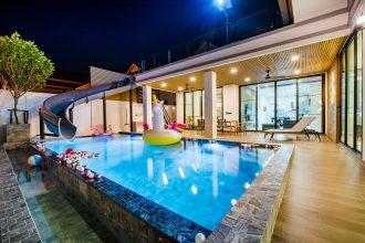ภาพบรรยากาศบ้านพัก Relax Time Pool Villa หัวหิน-2