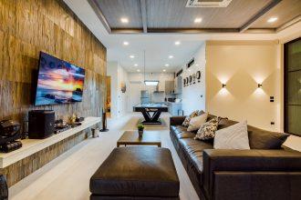 ภาพบรรยากาศบ้านพัก Relax Time Pool Villa หัวหิน-4