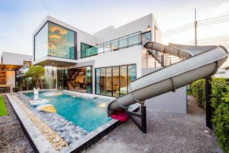 ภาพบรรยากาศบ้านพัก Wonder 3 Pool Villa หัวหิน-2