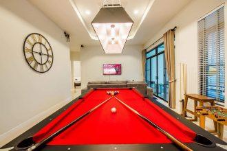 ภาพบรรยากาศบ้านพัก Bubble Hua Hin Pool Villa หัวหิน-4