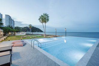 ภาพบรรยากาศบ้านพัก Khao Tao Beachfront Pool Villa หัวหิน-5