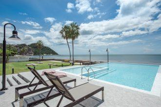 ภาพบรรยากาศบ้านพัก Khao Tao Beachfront Pool Villa หัวหิน-2