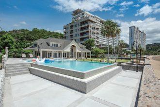 ภาพบรรยากาศบ้านพัก Khao Tao Beachfront Pool Villa หัวหิน-6