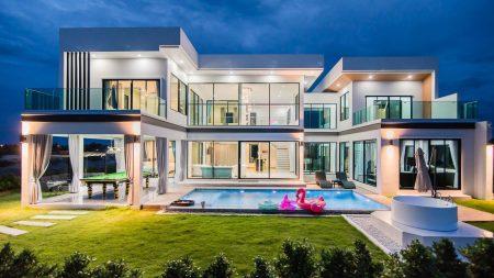 บ้านพักหัวหิน - The Summer Pool Villa Cha-am