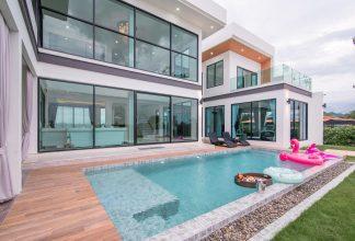 ภาพบรรยากาศบ้านพัก The Summer Pool Villa Cha-am หัวหิน-3