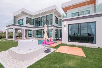 ภาพบรรยากาศบ้านพัก The Summer Pool Villa Cha-am หัวหิน-6